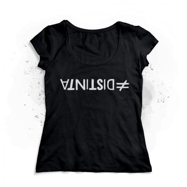 distinta camiseta