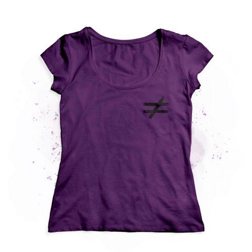 distinta violeta