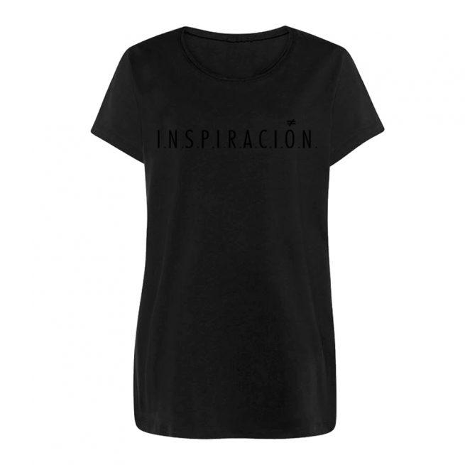 camiseta inspiracion black black